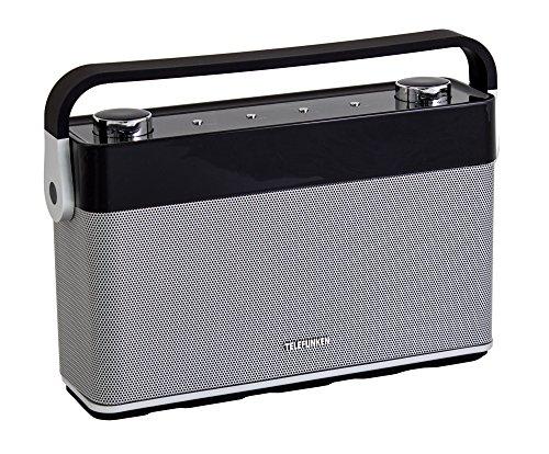 Telefunken RD1005 Digitalradio schwarz