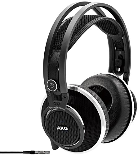 Price comparison product image AKG K812PRO Superior Open-Back Over-Ear Reference Headphones