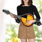 Mandoline Saiten Instrument,8 Saiten Instrument mit...