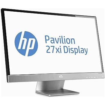HP Pavilion C4D27AA 27-inch LED-lit Monitor