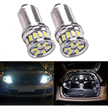 Bombillas LED HSUN, chips de alta potencia, bombillas extremadamente brillantes con Canbus libre de