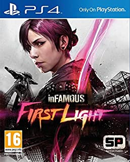 Infamous : First Light (B00MQIQ9AE) | Amazon price tracker / tracking, Amazon price history charts, Amazon price watches, Amazon price drop alerts