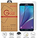 Samsung Galaxy Note 5 Protecteur d'écran, GG MALL® Film Protection en Verre trempé écran Protecteur Tempered Glass Screen Protector pour Samsung Galaxy Note 5