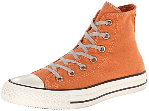 Converse Ctas Well Worn Hi, Herren Sneaker Orange - Orange