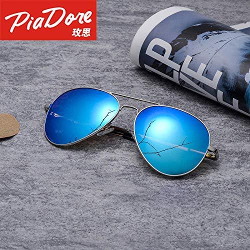 GH 2019 Neue Sonnenbrille männlichen Polarisator Fahren Augen Persönlichkeit, Fahrer Brille Männer Sonnenbrille Flut