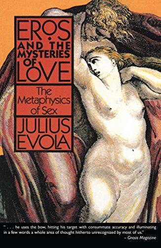 Eros and the Mysteries of Love: The Metaphysics of Sex por Julius Evola