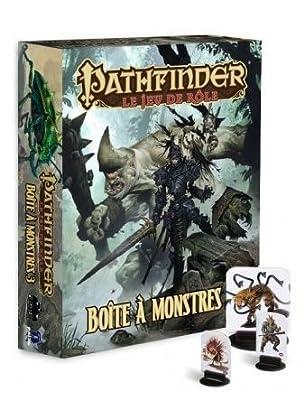 Pathfinder : Boite à Monstres 3 VF Jeu de Role