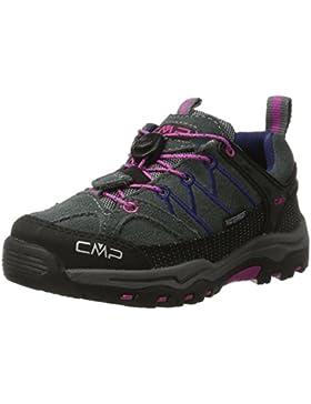 C.P.M. Rigel Wp, Zapatos de Low Rise Senderismo Unisex Niños