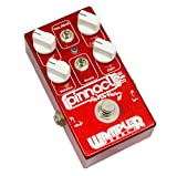 WAMPLER PINNACLE Electric guitar effects Distortion - overdrive - fuzz...