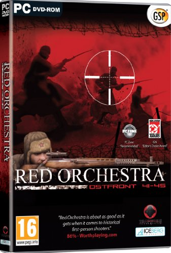 Red Orchestra: Ostfront 41-45 (PC CD) [Importación inglesa]