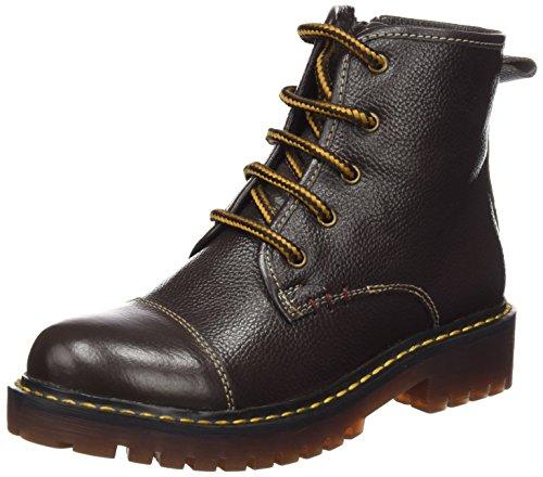 Gioseppo Bambino MOUVE stivali marrone Size: 31