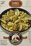 La cocina de Mamina Sara Fabes con Almejas - 430 gr