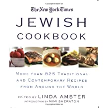 The New York Times Jewish Cookbook: More Than 825 Traditional and Contemporary Recipes from Around the World