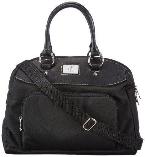 Bogner Samar, sacs à main Noir - Schwarz (black/black 008)