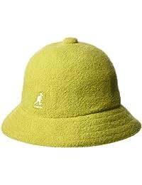 Amazon.co.uk  Yellow - Bucket Hats   Hats   Caps  Clothing 21aef32a49db