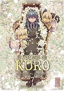 Le Voyage de Kuro Edition simple Tome 7