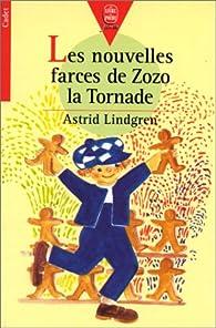 Les Nouvelles Farces de Zozo la tornade par Astrid Lindgren