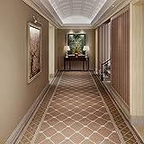 Teppiche Hochzeitsteppich Korridor Rechteckiger geometrischer Läufer Bettläufer Küche/Hotel Rutschfester Bodenläufer (Farbe : Dunkelgrau, größe : 120 * 100cm)