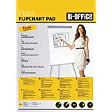 Bi-Office FL0125101 - Bloc de papel para rotafolios liso, A1, 60 g/m²