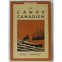 Le canoë canadien