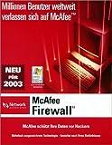 Produkt-Bild: Promo/McAfee Firewall 4.0 1u CD