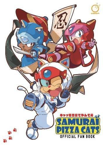 Samurai Pizza Cats: Official Fan Book por Tatsunoko Production