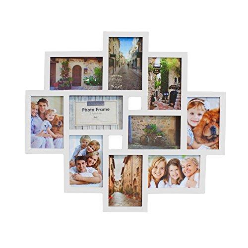smartfox-bilderrahmen-fotorahmen-collage-fur-10-bilder-im-format-10x15-cm-in-weiss