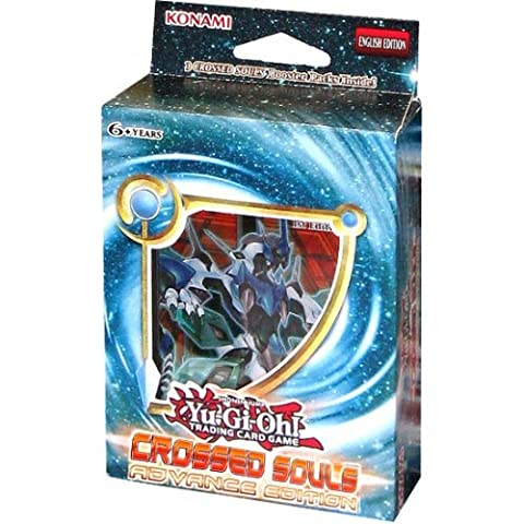 Yu-Gi-Oh! Crossed Souls Advanced Edition Booster (1 pack supplied)