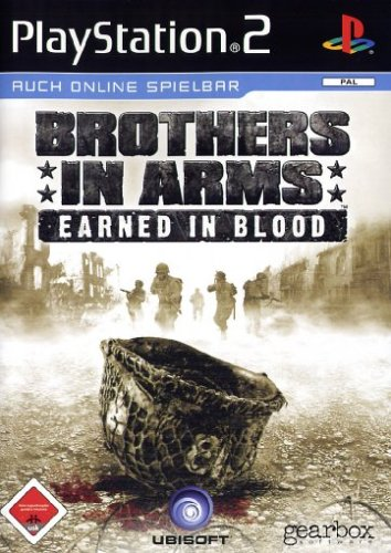 Ubisoft Brothers in Arms: Earned in Blood
