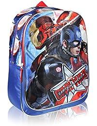 Preisvergleich für Cerdá Kundengerechter Rucksack in den Warenkorb 42cm Captain America Avengers bts16