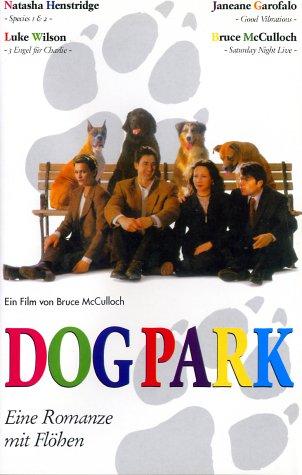 Dog Park [VHS]