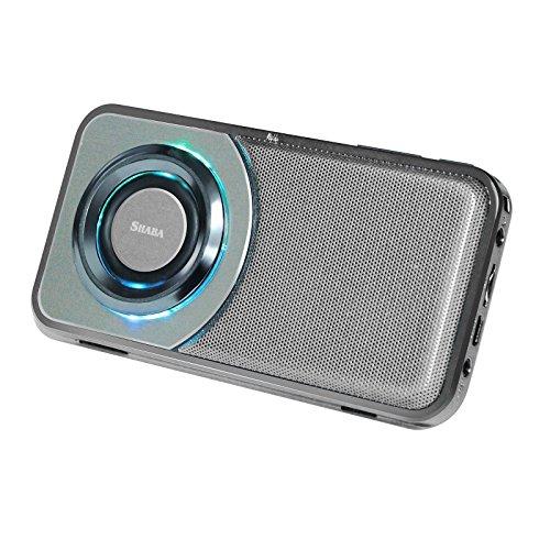 Mini 2 Portabler 4.2 Bluetooth Lautsprecher SHABA Mini 2 Portabler 4.1 Bluetooth Lautsprec