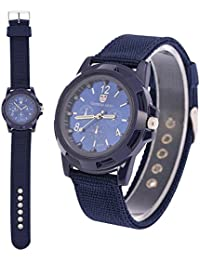db19452fc960 Reloj de pulsera digital electrónico para hombre Reloj de pulsera  resistente para mujer de moda de