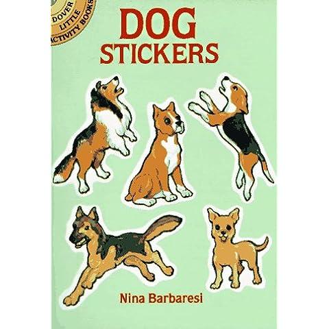 Dog Stickers - Dog Activity Book