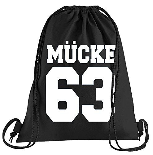 (Mücke 63 Sportbeutel – Bedruckter Beutel – Eine schöne Sport-Tasche Beutel mit Kordeln)