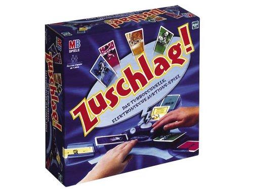 Zuschlag! Das turboschnelle, elektronische Auktionsspiel