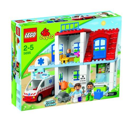 LEGO DUPLO 5695 - LA CONSULTA DEL MEDICO