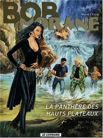 Bob Morane, tome 39 : La Panthère des hauts plateaux
