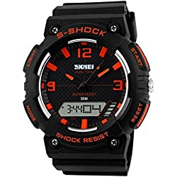 Fashion waterproof outdoor student sports watches