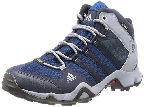 adidas AX 2.0 GTX Herren Trekking & Wanderstiefel (44 EU, Night Navy/Black/Collegiate Navy)