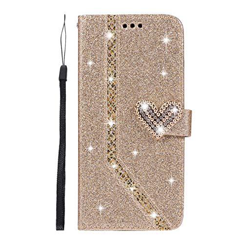 DENDICO Glitter Custodia iPhone 6 / 6s