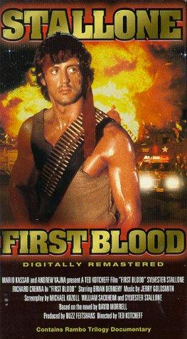 Preisvergleich Produktbild First Blood [VHS]