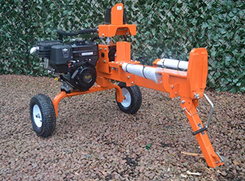 Rock Machinery 12 ton Venom Petrol Hydraulic Log Splitter