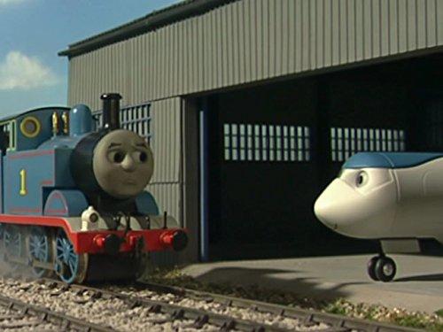 Thomas und das Düsenflugzeug