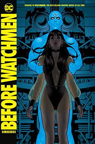Before Watchmen Omnibus por Brian Azzarello