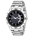 #7: Decode 5042-CH Black Matrix Collection Day & date Watch for Men/Boys