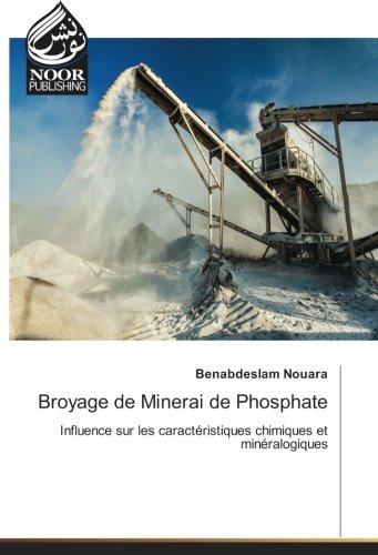 Broyage de Minerai de Phosphate par Benabdeslam Nouara