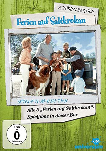 Astrid Lindgren: Ferien auf Saltkrokan (Sammler Edition) (5 DVDs)