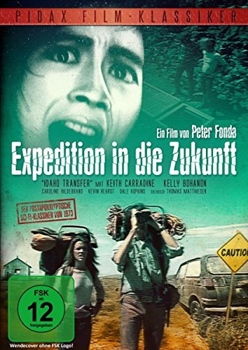 Expedition in die Zukunft (Idaho Transfer) / Der postapokalyptische Science-Fiction-Klassiker von Peter Fonda (Pidax Film-Klassiker)