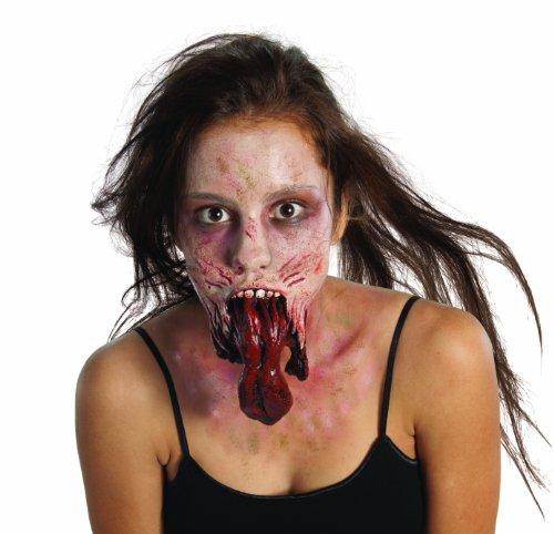 Maquillaje mandíbula arrancada The Walking Dead™